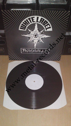"Baphomet - The Dead Shall Inherit (12"" LP, white label)"
