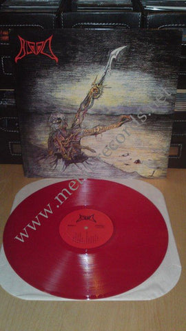 "Blood - Impulse To Destroy (12"" LP)"