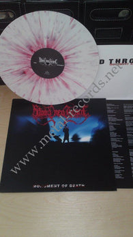 "Blood Red Throne - Monument Of Death (LP 12"")"