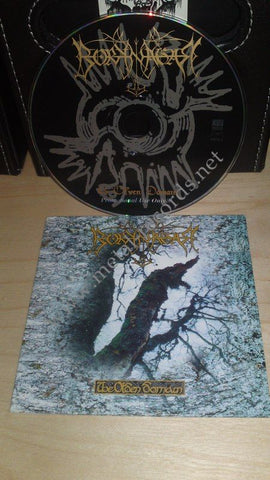 Borknagar - The Olden Domain (cd promo)
