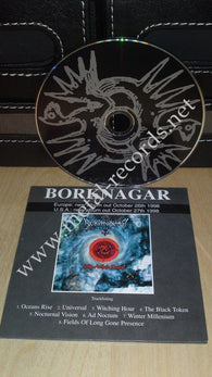 Borknagar - The Archaic Course (cd promo)