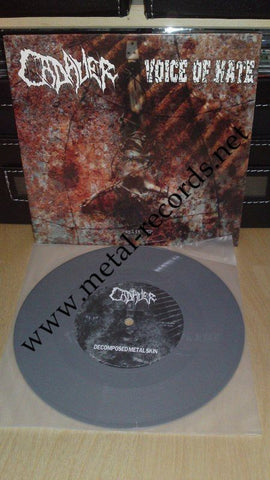 "Cadaver / Voice Of Hate - Split EP (7"" Split)"