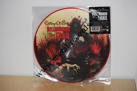 "Children Of Bodom - Hellhounds On My Trail (12"" EP)"
