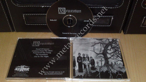 Conjuration - Funeral Of The Living (cd)