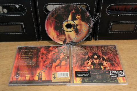 Cradle Of Filth - Bitter Suites To Succubi (cd)