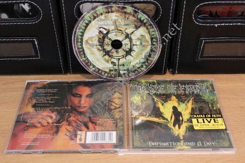 Cradle Of Filth - Damnation And A Day (cd)