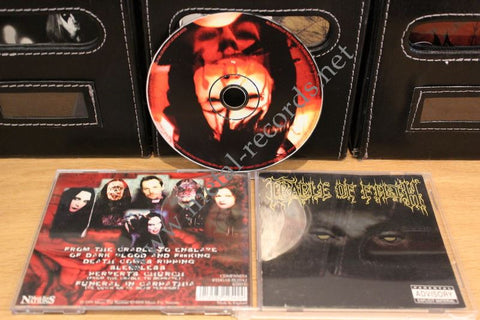 Cradle Of Filth - From The Cradle To Enslave (cd)