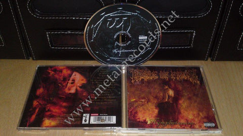 Cradle Of Filth - Nymphetamine (cd promo)