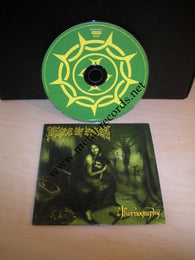 Cradle Of Filth - Thornography (cd promo)