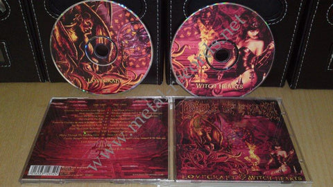 Cradle Of Filth - Lovecraft & Witch Hearts (cd)