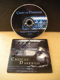 Crest Of Darkness - Project Regeneration (cd promo)