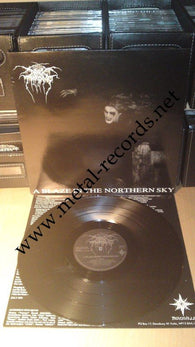 "Darkthrone - A Blaze In The Northern Sky (12"" LP, 1st press)"