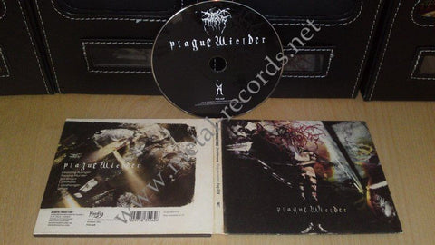 Darkthrone - Plaguewielder (cd digi)