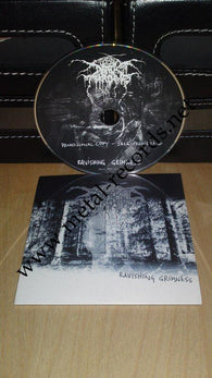 Darkthrone - Ravishing Grimness (cd promo)