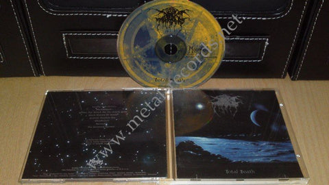 Darkthrone - Total Death (cd, no barcode)