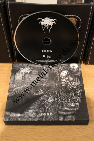 Darkthrone - F.O.A.D. (cd, box)
