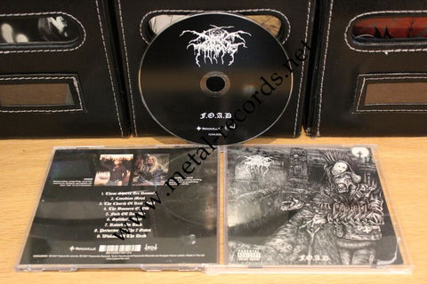 Darkthrone - F.O.A.D (cd)
