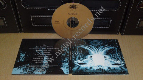 Darkthrone - Goatlord (cd digi no barcode)