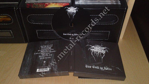 Darkthrone - The Cult Is Alive (digi cd box cd w poster)