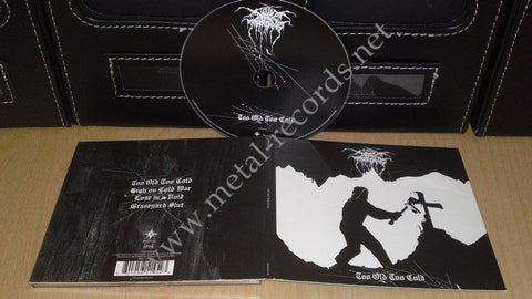 Darkthrone - Too Old Too Cold (cd digi)