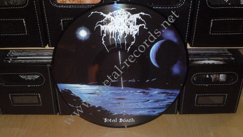 "Darkthrone - Total Death (12"" PD)"
