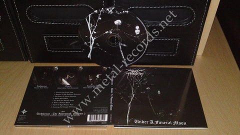 Darkthrone - Under A Funeral Moon (cd, digi)