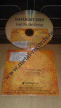 Daylight Dies - Lost To The Living (cd promo)