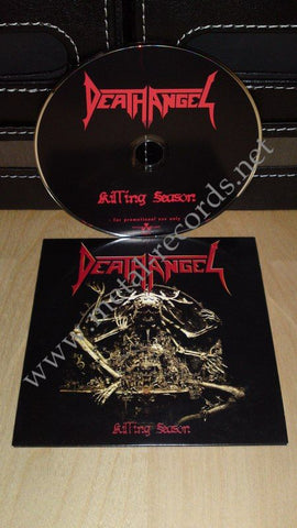 Death Angel - Killing Season (cd promo)