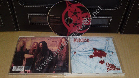 Deicide - Once Upon The Cross (cd)
