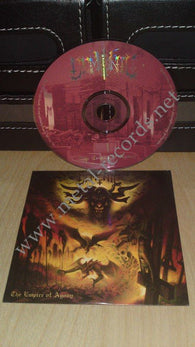 Demonic - The Empire of Agony (cd promo)