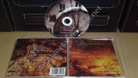 Desolation - The Stone Oracles (cd)