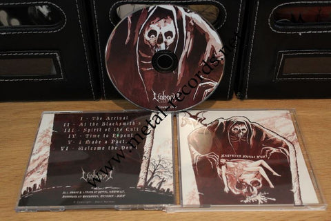 Devil - Magister Mundi Xum (cd)