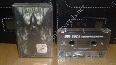 Dimmu Borgir - Enthrone Darkness Triumphant (MC)