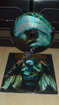 Dimmu Borgir - Spiritual Black Dimensions (cd promo)