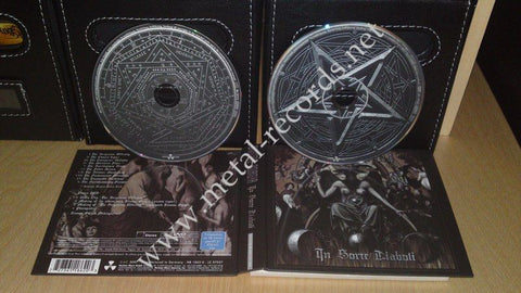 Dimmu Borgir - In Sorte Diaboli (cd+dvd digi)