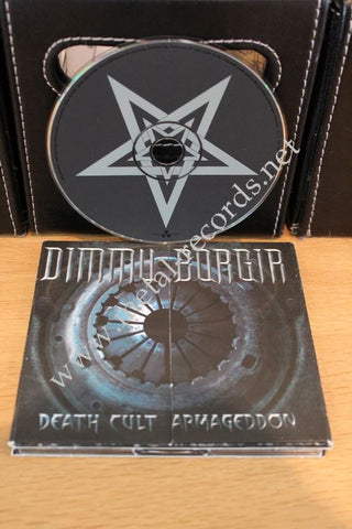 Dimmu Borgir - Death Cult Armageddon (cd, digi)