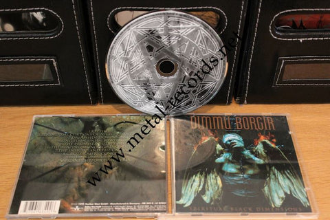 Dimmu Borgir - Spiritual Black Dimensions (cd)
