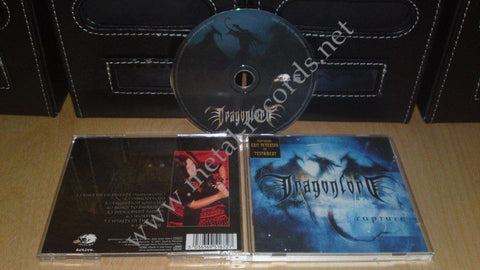 Dragonlord - Rapture (cd)