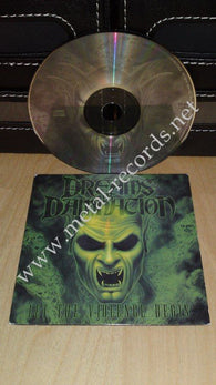 Dreams Of Damnation - Let The Violence Begin (cd promo)