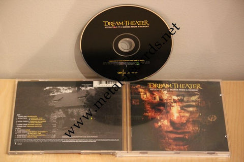 Dream Theater - Metropolis Pt2: Scenes From A Memory (cd)