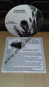 Enhare - The Man Closing Up (cd promo)