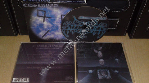 Enslaved - Monumension (cd with slipcase)