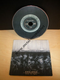 Enslaved - Below The Lights (cd promo)