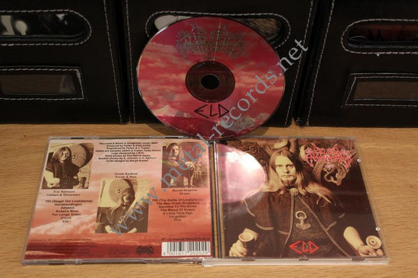 Enslaved - Eld (cd)