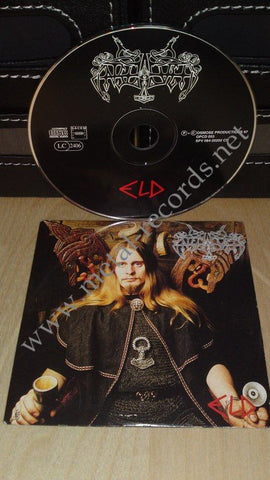 Enslaved - Eld (cd promo)