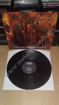 "Enthroned - Carnage In Worlds Beyond (12"")"
