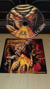 Exhibition - The Sign Of Tomorrow (cd promo)