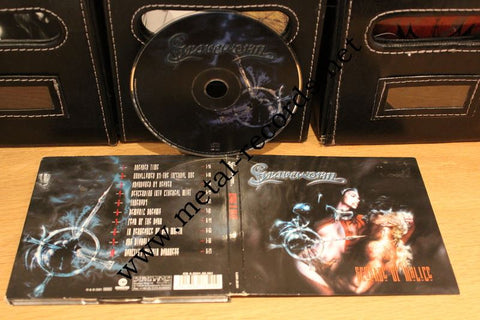 Graveworm - Scourge Of Malice (cd, digi)