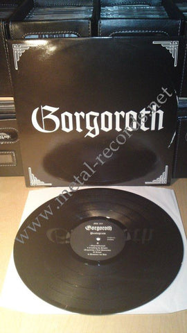 "Gorgoroth - Pentagram (12"", 1st press)"
