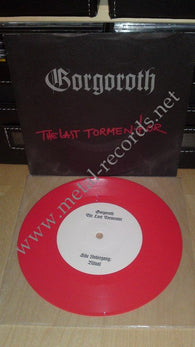 "Gorgoroth - The Last Tormentor (7"")"